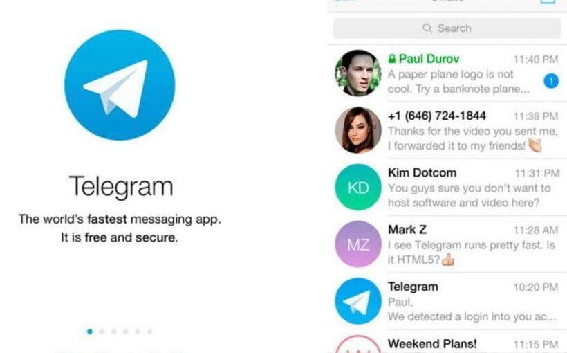 Diblokir Dua Tahun, Rusia Kembali Buka Akses Penggunaan Telegram