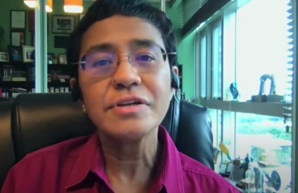 Jurnalis Maria Ressa Divonis Penjara, Jadi Pukulan Demokrasi di Filipina