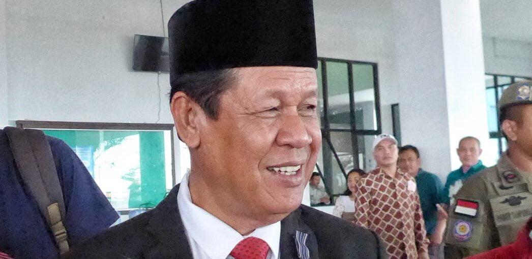 Isdianto Dilantik Jadi Gubernur Kepulauan Riau