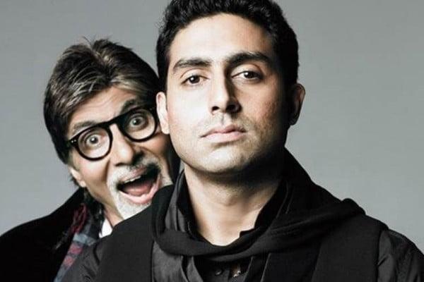 Amitabh Bachchan dan putranya, Abhishek Bachchan Positif Coronavirus