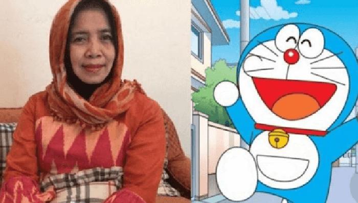 Nurhasanah Pengisi Suara Doraemon, Meninggal Dunia