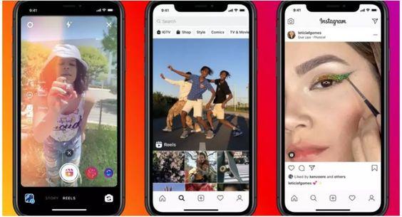 Reels, Fitur Video Pendek dari Instagram yang Saingi Tiktok