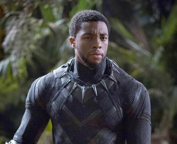 Chadwick Boseman Pemeran Black Panther Meninggal Dunia