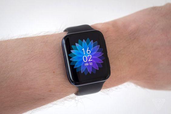 Oppo Watch, Jam Tangan Pintar dengan Fitur Lacak Data Kesehatan