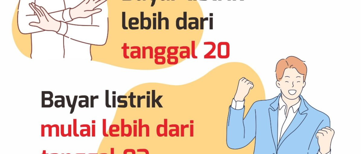 Bright PLN Batam Himbau Pelanggan Bayar Listrik Tepat Waktu