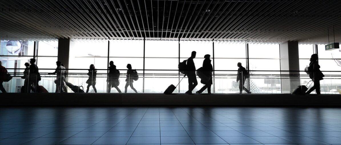 Cara Aman Naik Pesawat Saat Pandemi