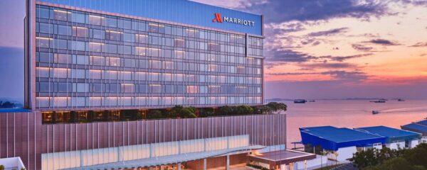 Marriott Harbour Bay, Hotel Bintang Lima Resmi Dibuka di Batam