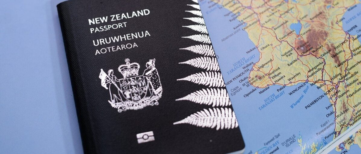 Selandia Baru Menjadi Negara dengan Paspor Terkuat Saat Pandemi