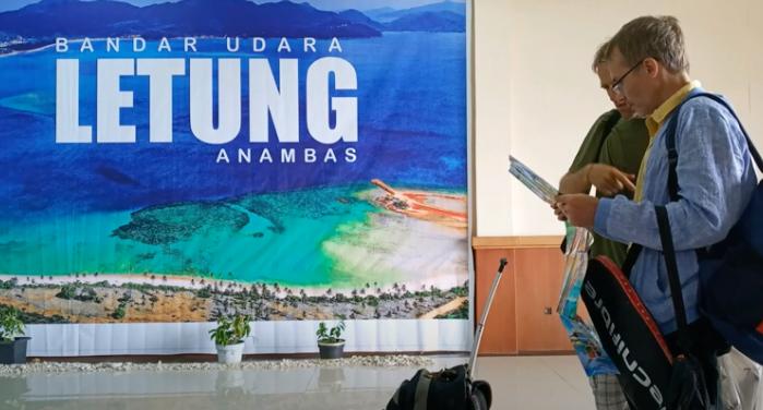 Penumpang Keluhkan Tanpa Koneksi Internet di Bandara Jemaja Anambas