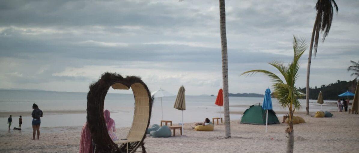 Glory Melur, Wisata Pantai Bergaya Resort di Barelang