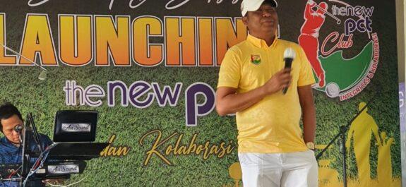 Samsul Bahri, Ketua The New PCT Klub