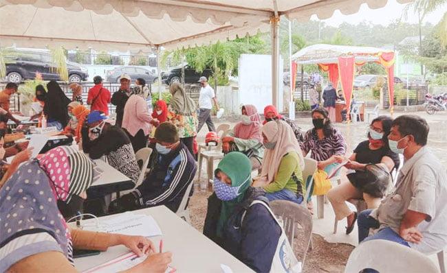 17.402 Pelaku UMKM di Batam Dapat Bantuan Uang Tunai