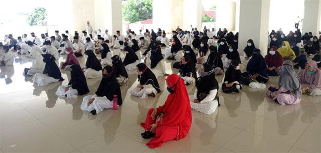Pemko Batam Gelar Pesantren Ramadan di Masjid Sultan