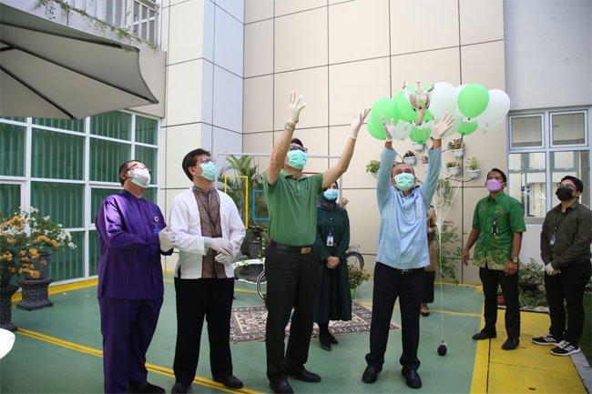 Rumah Sakit BP Batam Menuju Green Hospital