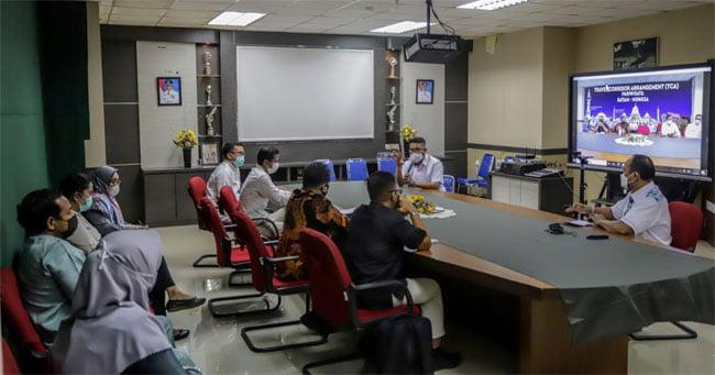Kota Batam Siap Sambut Pemberlakuan Travel Corridor Arrangement