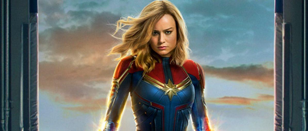 Belum Tayang, Presale Tiket Captain Marvel Meroket