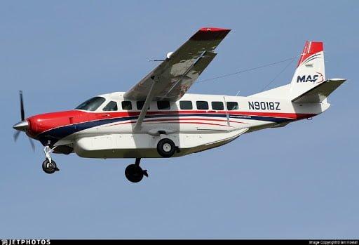 Kronologi Jatuhnya Pesawat Cargo MAF di Danau Sentani