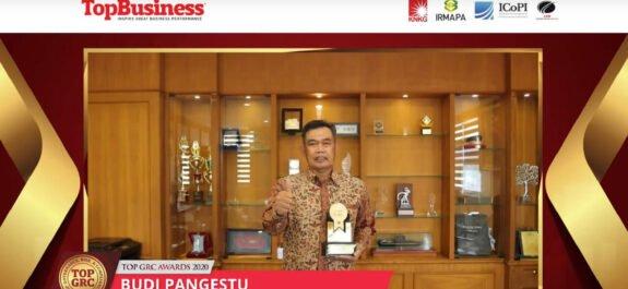 PLN Batam Raih Penghargaan TOP GRC Awards