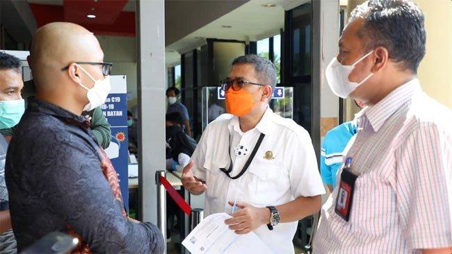 Bandara Hang Nadim Siap Gunakan Tes GeNose