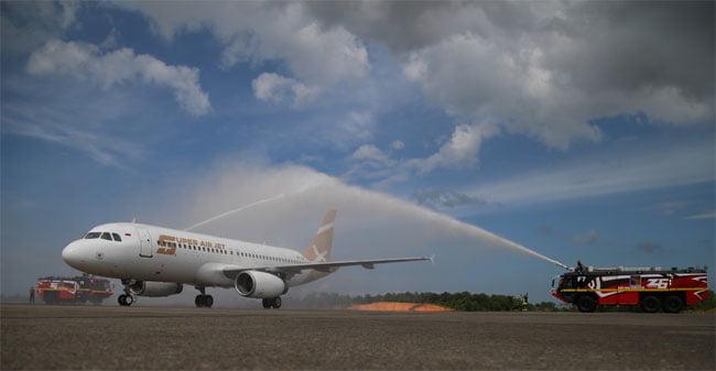 Super Air Jet Darati Bandara Hang Nadim