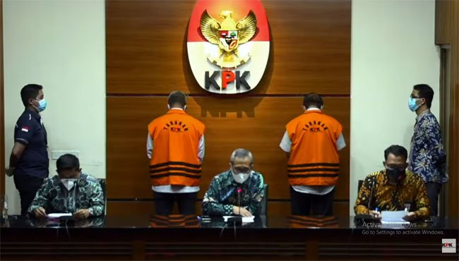 Bupati Bintan Ditetapkan Sebagai Tersangka oleh KPK, Ini Kasusnya