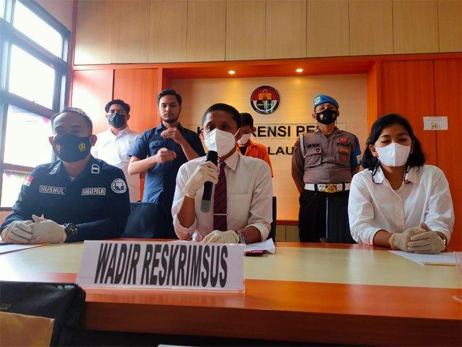 Polisi Tangkap ASN di Batam, Kasusnya…