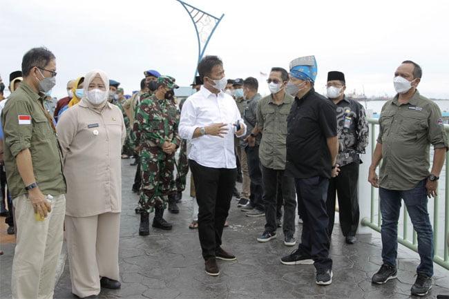 Wakil Menteri ATR ke Batam, Wali Kota Sampaikan Hal Ini