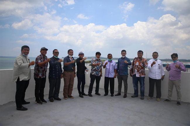 IPAL BP BatamDijadikan Panduan di Kabupaten Bengkalis